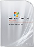 Windows Server 2008 product box